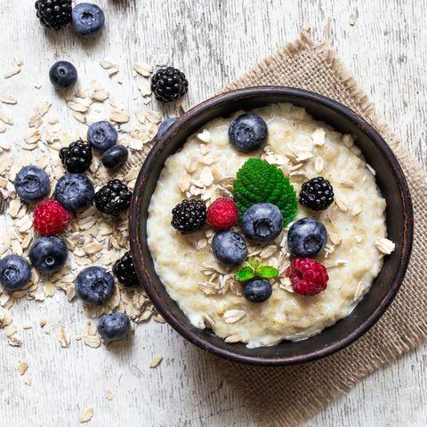 Hasil gambar untuk 1. Plain oatmeal