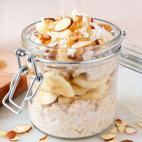 overnight pb oats
