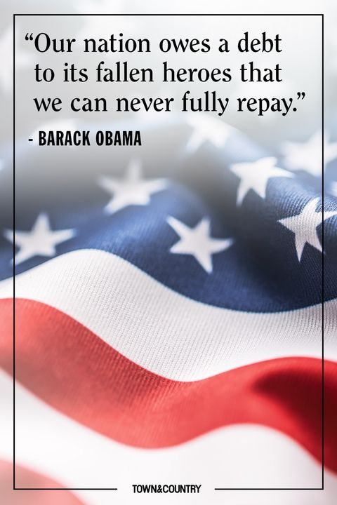 obama memorial day quote