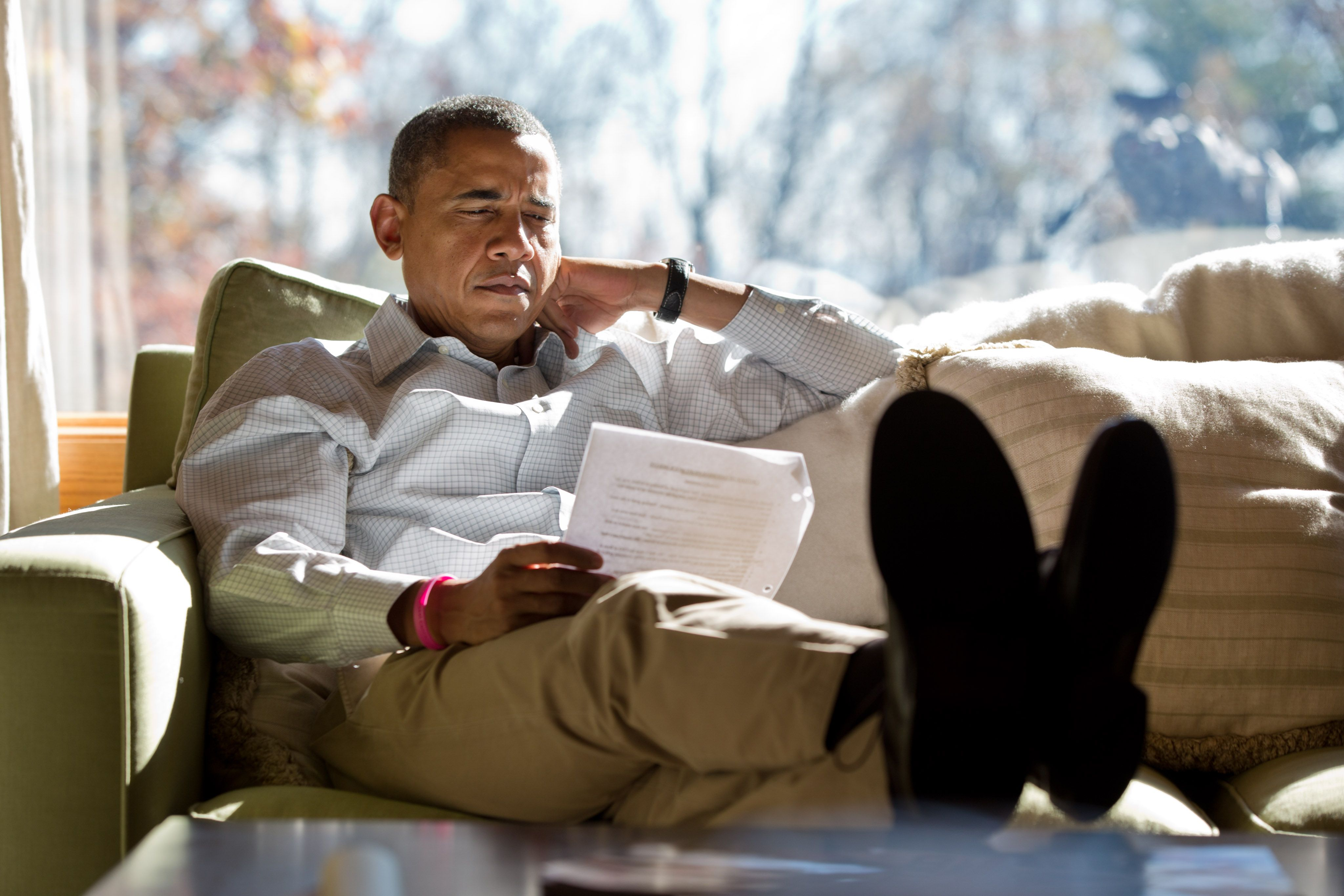 Barack Obama's Summer 2019 Reading List Covers Everything From the Immigrant Experience to Outer Space