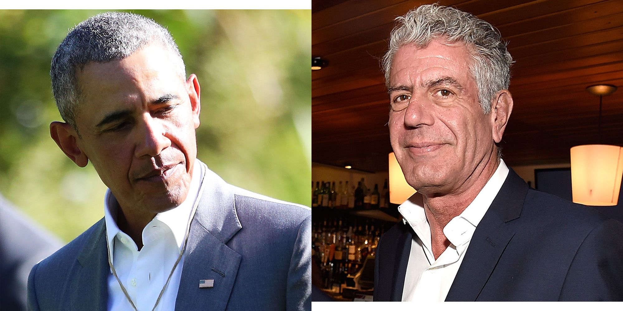 Barack Obama On Anthony Bourdain He Made Us A Little Less Afraid Of The Unknown