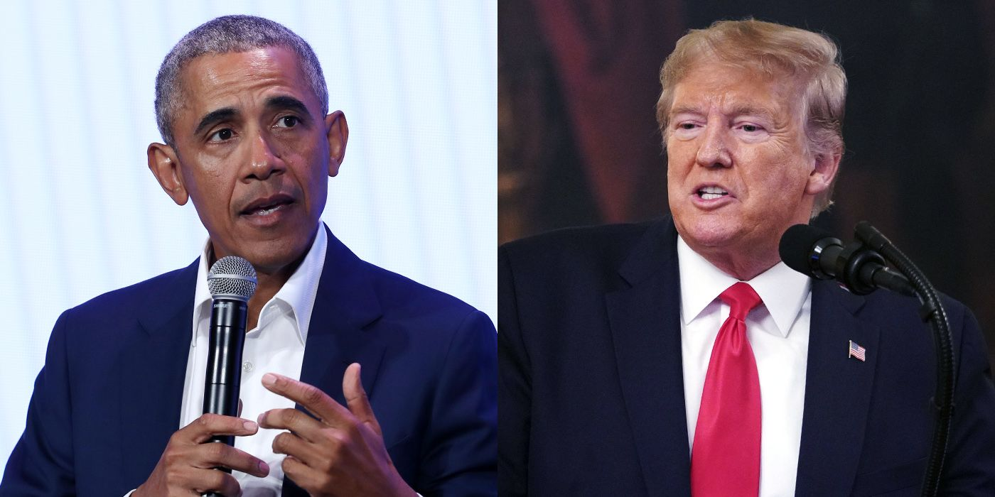 President Obama Just Went After Trump in a Rare Direct Attack