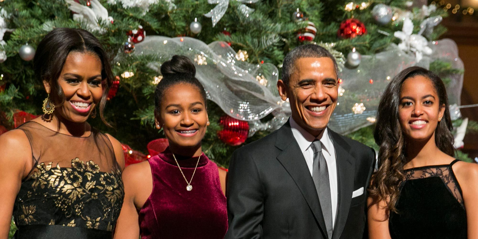 Obama Family Sends Out White House Christmas Card for 2016 - What ...