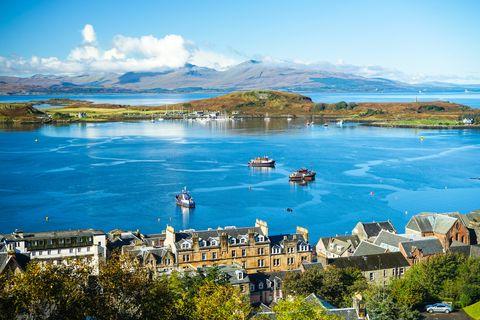 scotland seaside towns