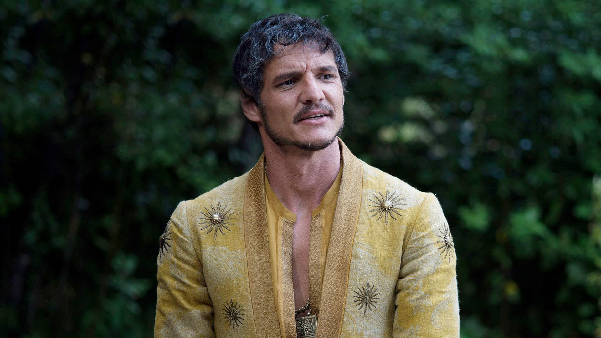 Oberin Martell - actor Pedro Pascal: two stories from different worlds