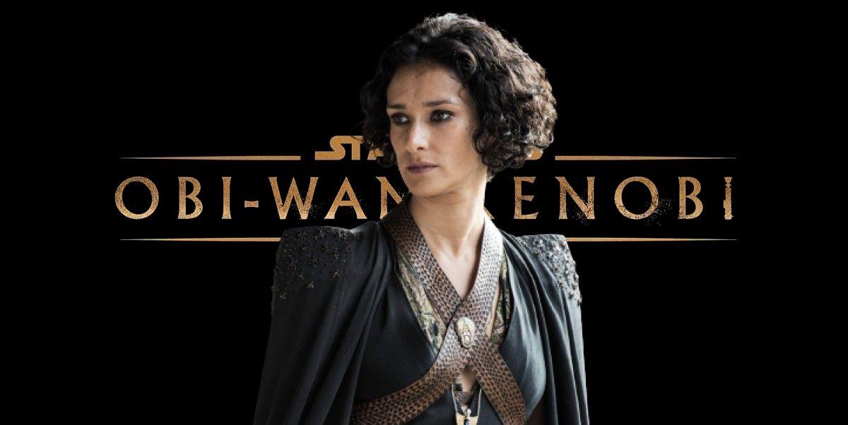 'Obi-Wan Kenobi' ficha a Indira Varma de 'Juego de tronos' para la serie