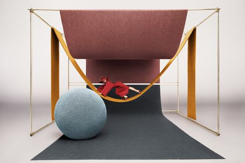 Object Carpet x Ippolito Fleitz Group