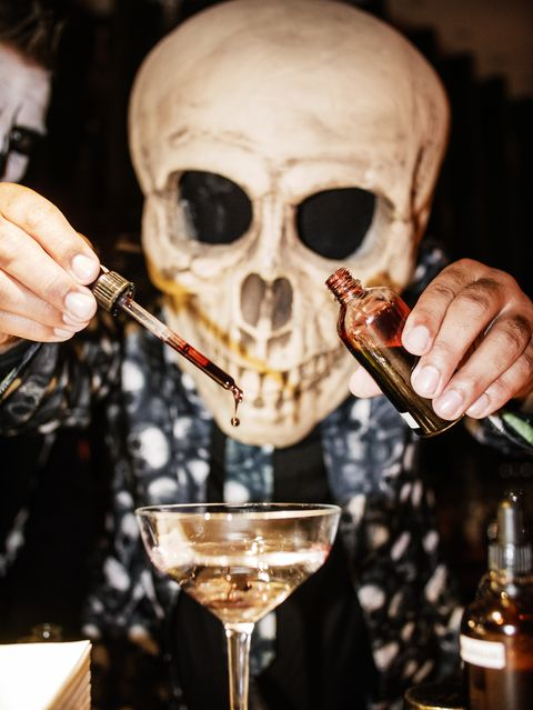 Halloween events in London