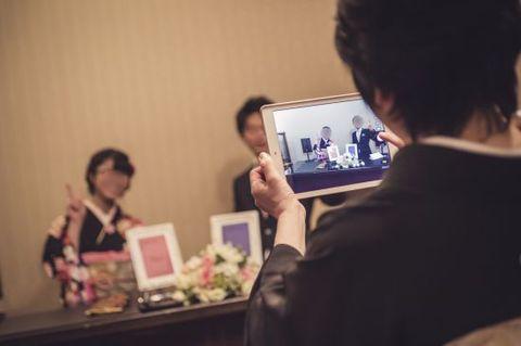 お礼 写真 プレゼント 結婚式 親族