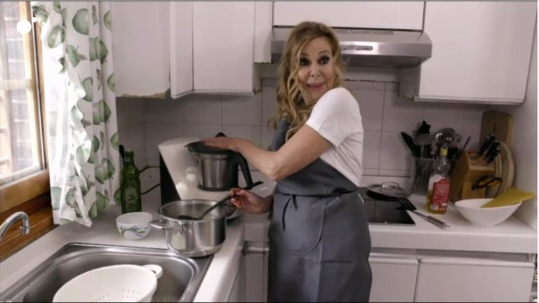 Ana obreg n desvela su secreto mejor guardado ana obreg n - Ana en la cocina ...