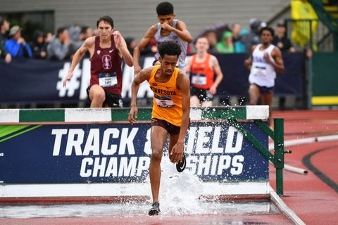 2018 ncaa division i men's and women's outdoor track  field championship