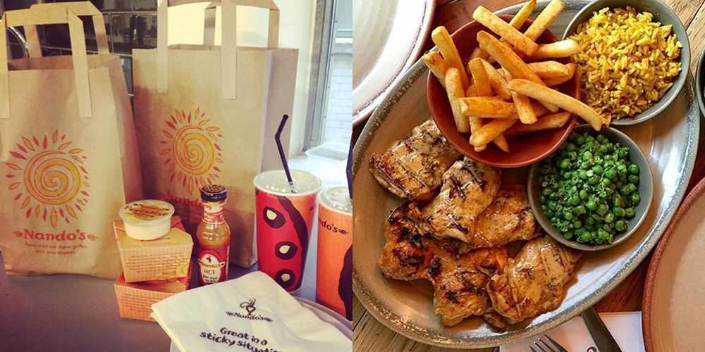 18 things you'll only understand if you're obsessed with Nando's