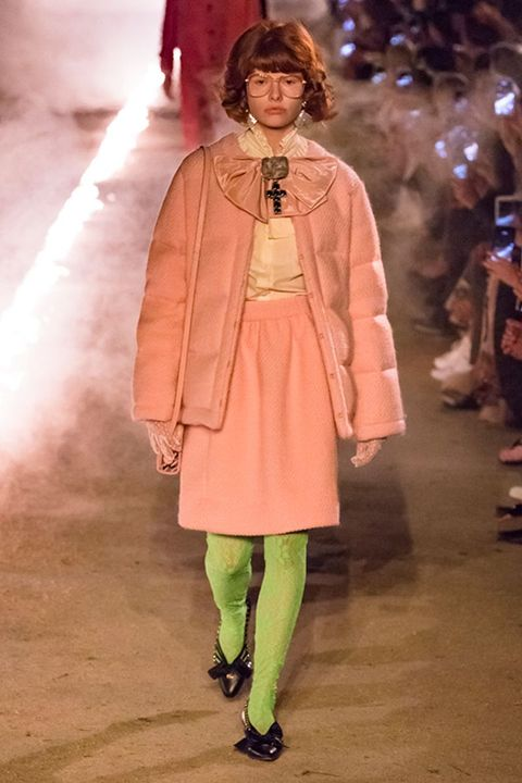 59ff8fb9a Gucci Cruise 2019 Collection Photos - See Every Look from Gucci ...