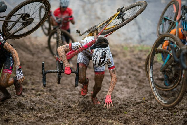 from of crank and chain photo book on cyclocross