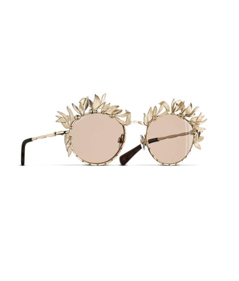 occhiali da sole 2018 chanel