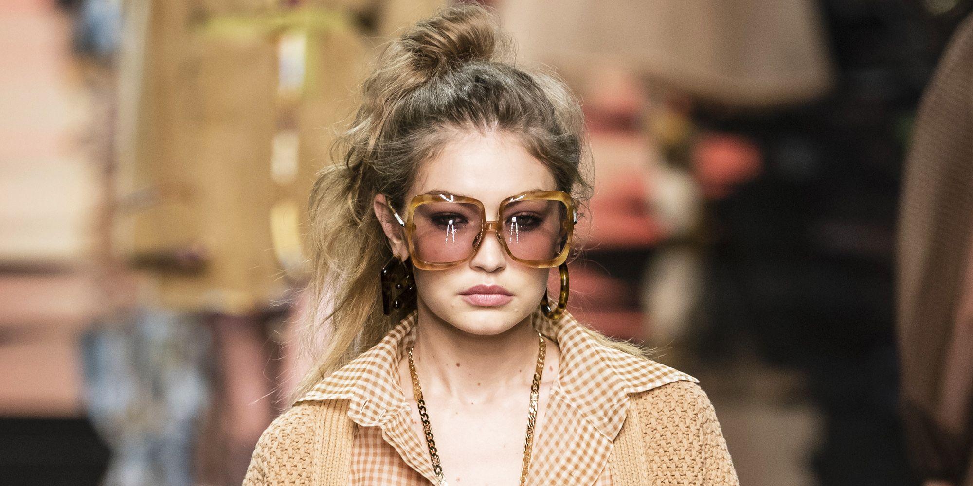 33 occhiali da sole e 33 forme tendenza moda Estate 2020 che sono statement allo stato puro