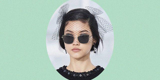 occhiali da sole primavera estate 2021 chanel