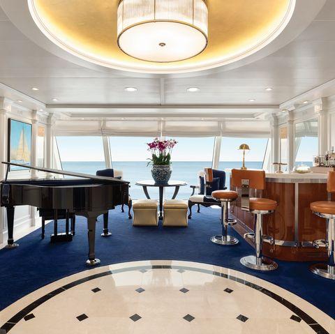oceania cruises owners' suite