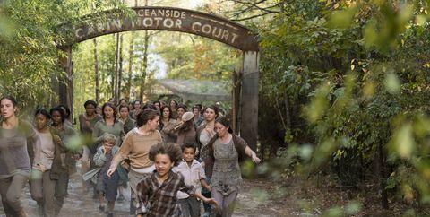 The Walking Dead temporada 9