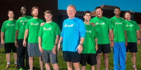 Media: Autistic Students Conquer Marathon
