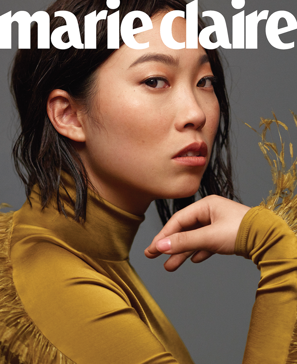 Awkwafina Never Thought She'd End Up Here