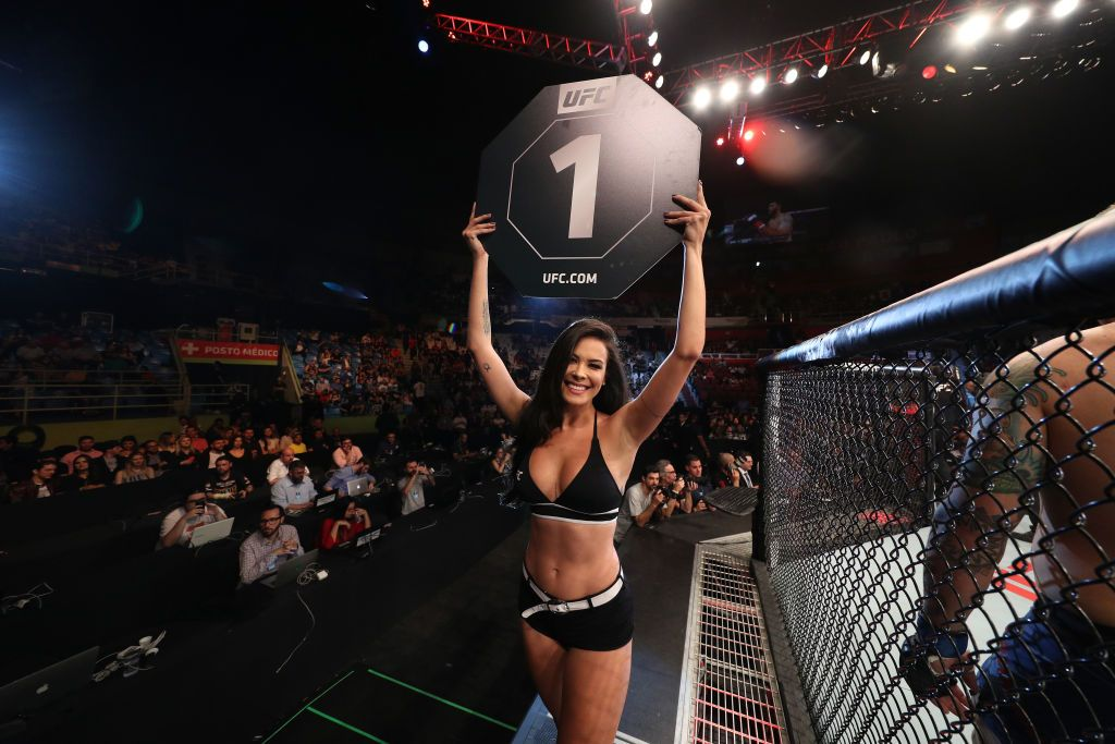 Politicians Want the UFC to Get Rid of Octagon Girls