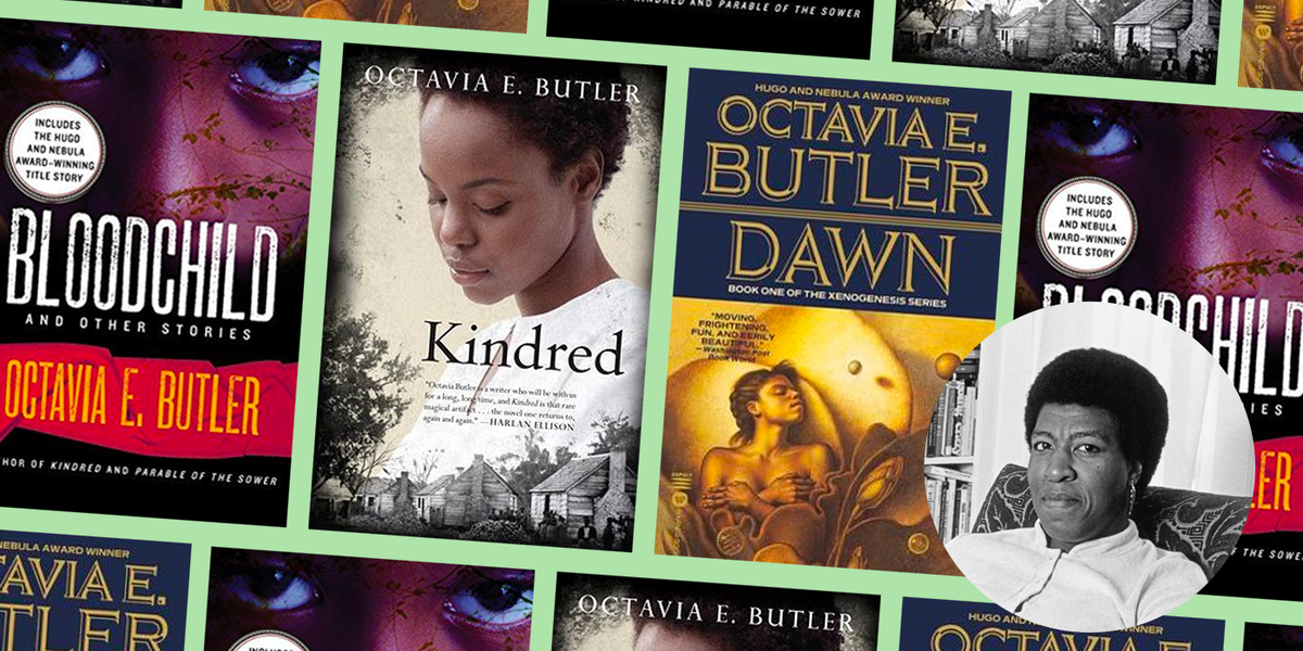 7 Octavia Butler Books That'll Transport You to a New World