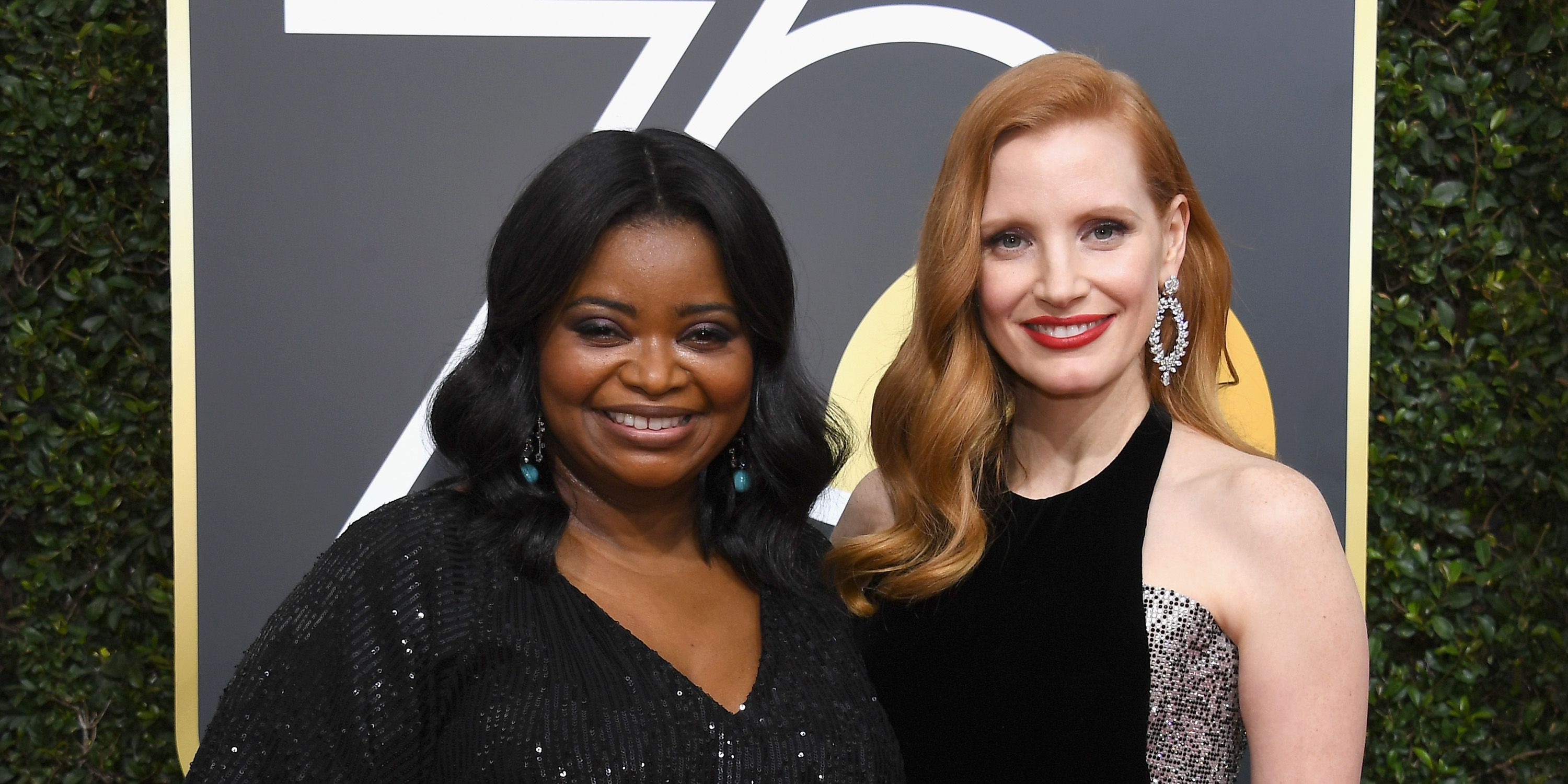 Octavia Spencer, Jessica Chastain