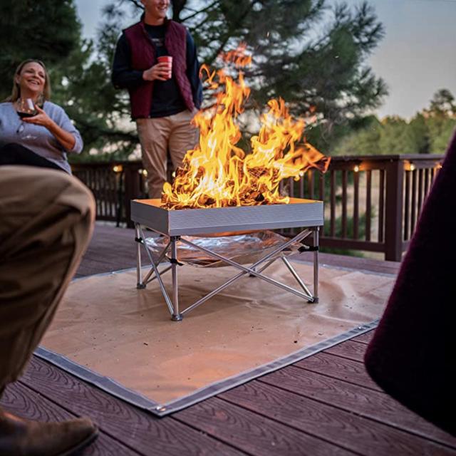 a fire pit