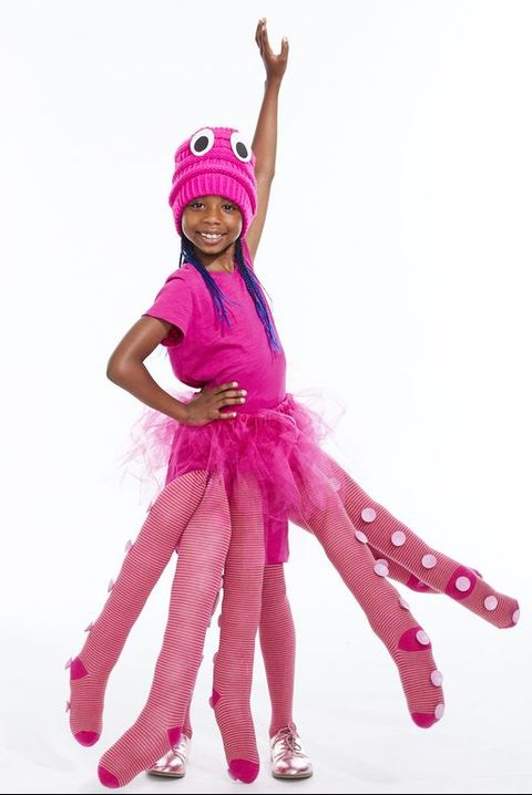 halloween costumes for girls - octopus