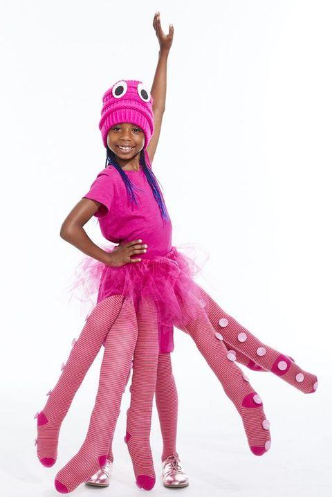 diy halloween costumes for kids kids diy halloween costumes   octopus