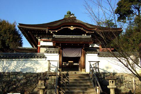高台寺 霊屋 外観