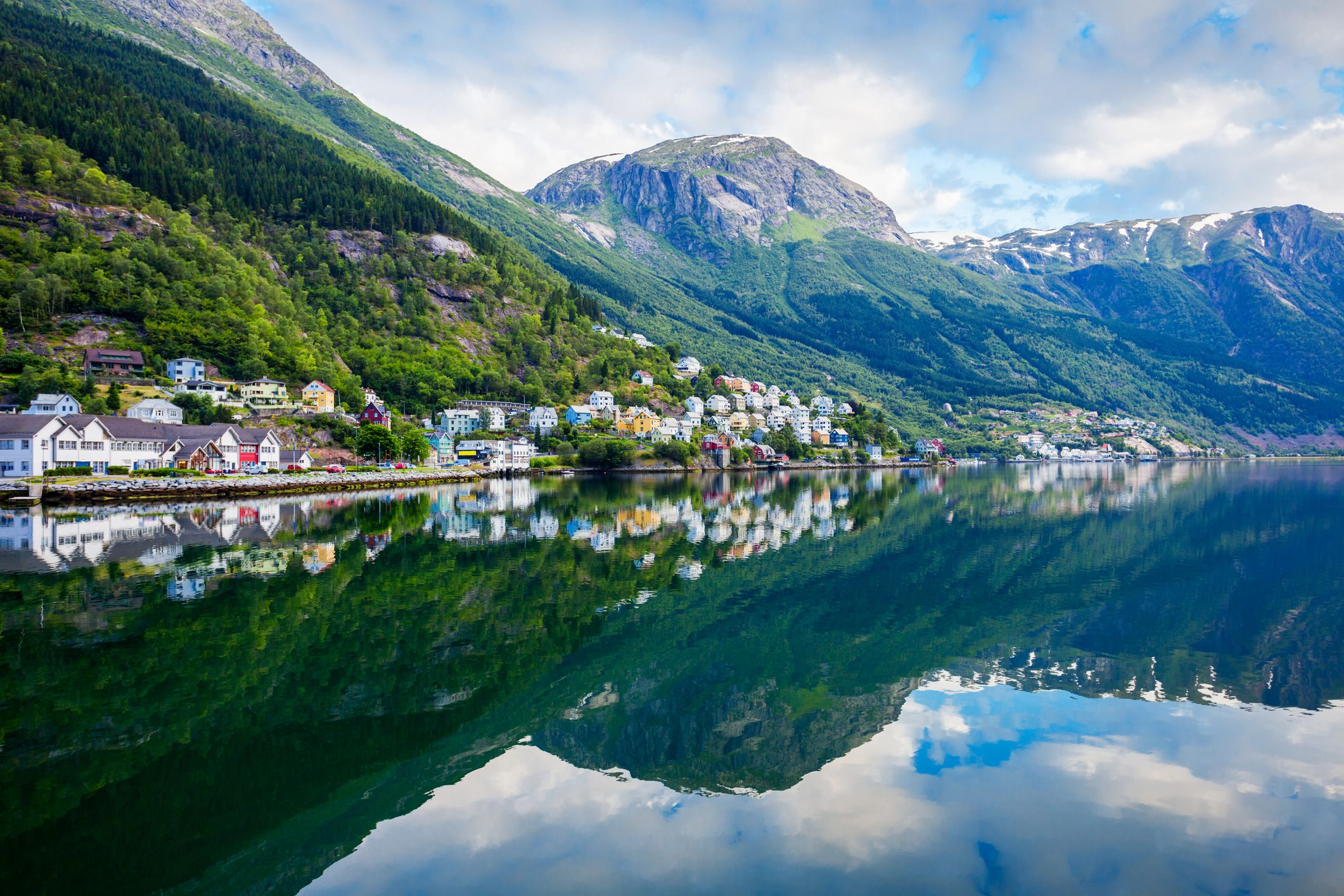 These calming pictures of Norway's fjords will make you want to book a cruise