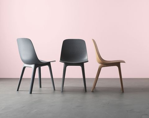 Chair, Furniture, Black, Line, Design, Wood, Table, Room, Material property, Still life photography,