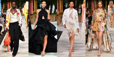 Fashion model, Fashion, Clothing, Runway, Fashion show, Haute couture, Dress, Event, Fashion design, Footwear,