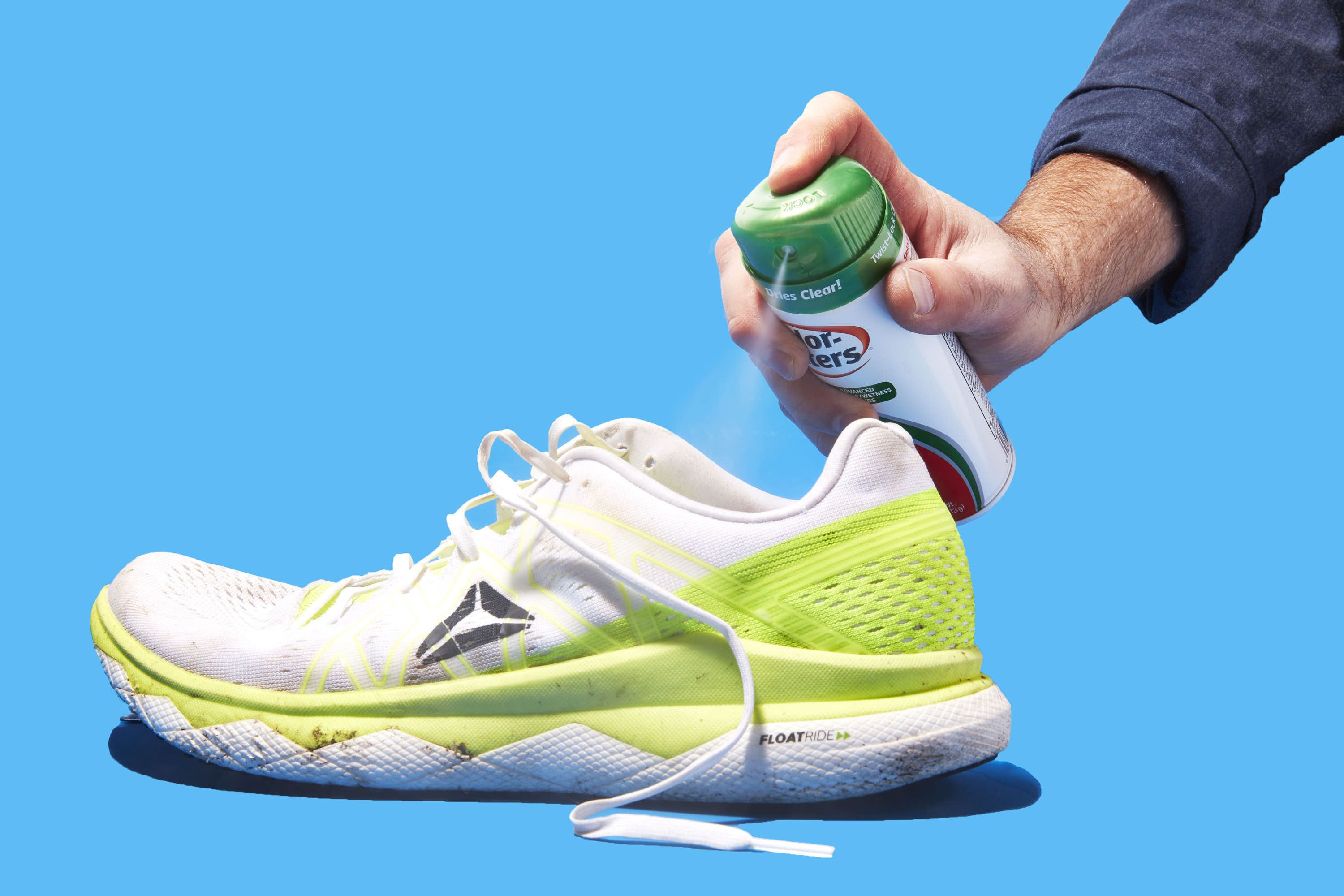 How To Get Rid Of Smelly Shoes