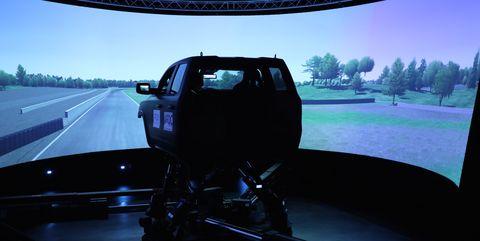 FCA VehicleSimulator