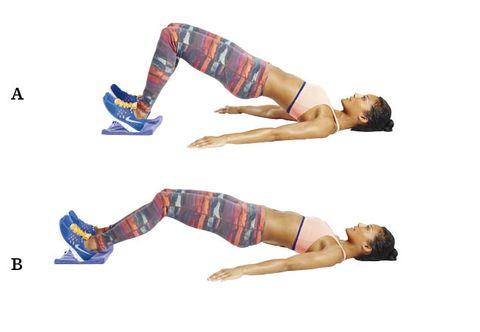 Verbazingwekkend Deze 15-minuten workout kun je overal doen UD-85
