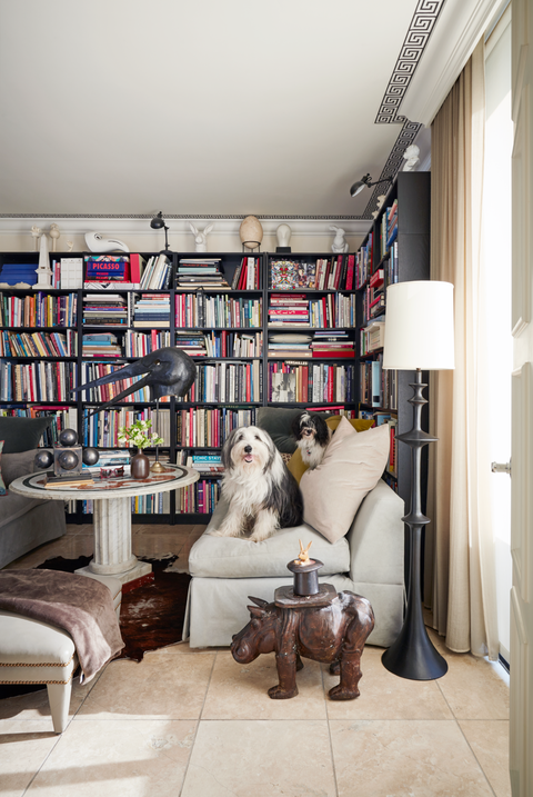 15 Home Library Design Ideas Best Designer Libraries