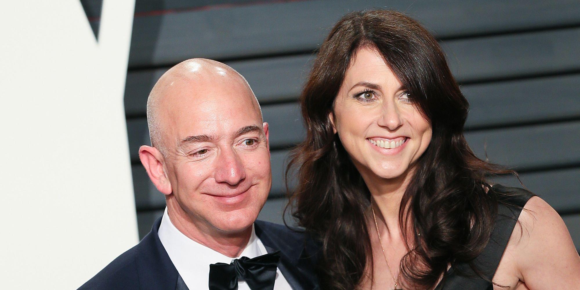 Who Is Jeff Bezos's Soon-to-Be Ex-Wife, Novelist MacKenzie Bezos?