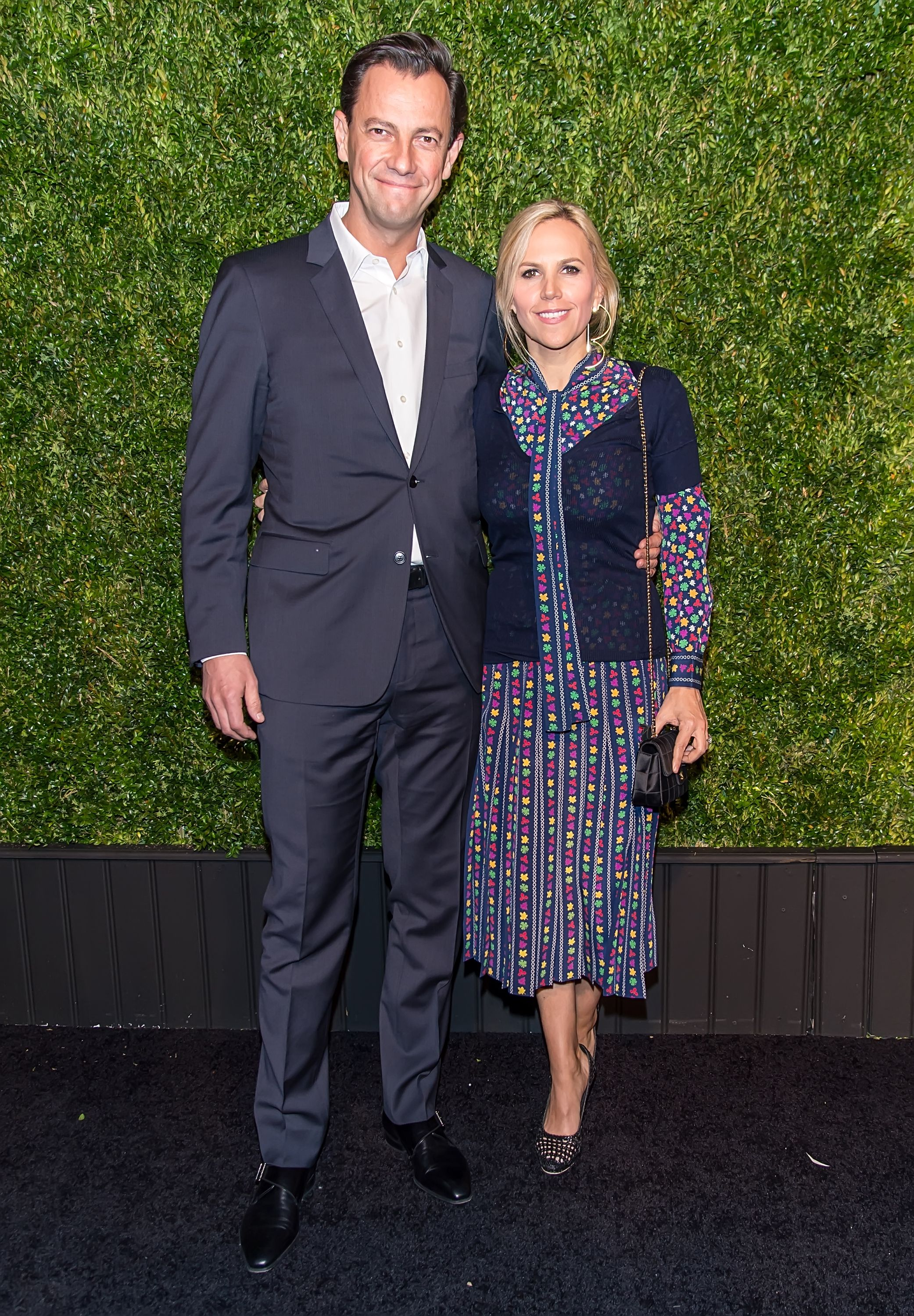 d3b312486c4b Tory Burch Marries Pierre-Yves Roussel in an Intimate Ceremony at Her  Antigua Estate