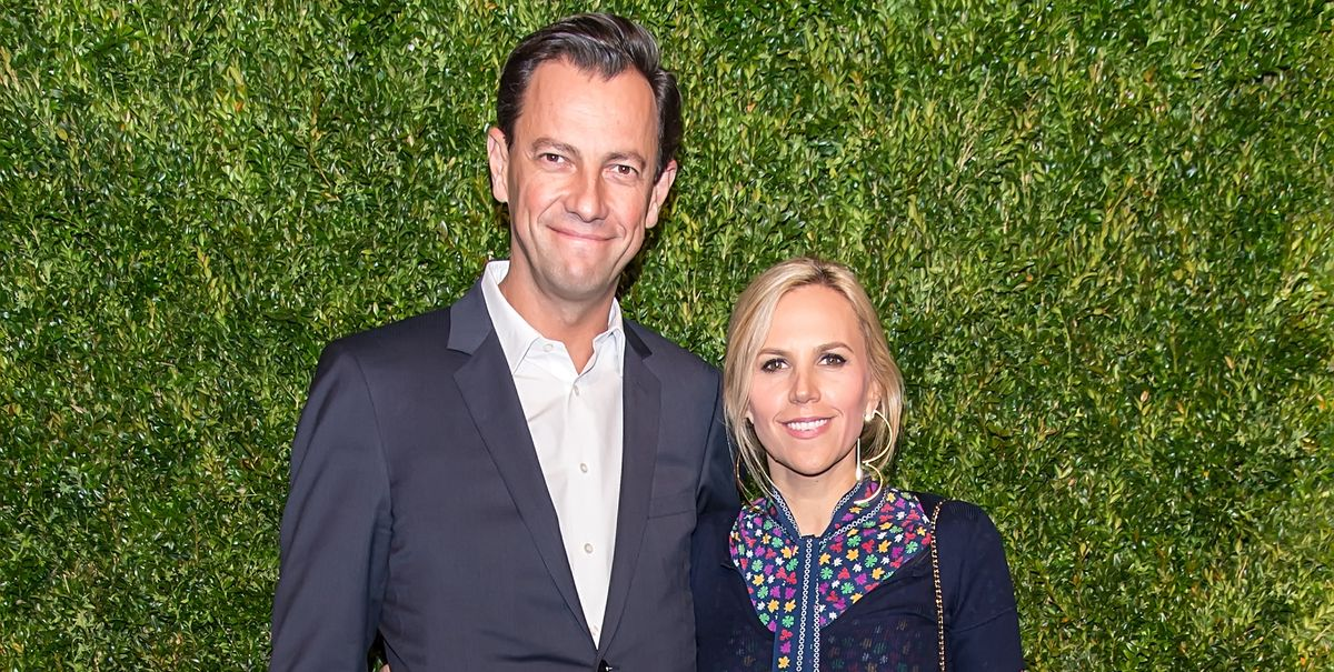 ed33e437e51 Tory Burch Marries Pierre-Yves Roussel in Antigua