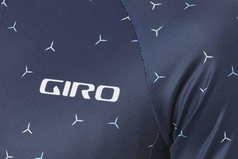 Giro Chrono Sport Jersey Midnight Blue Turbine