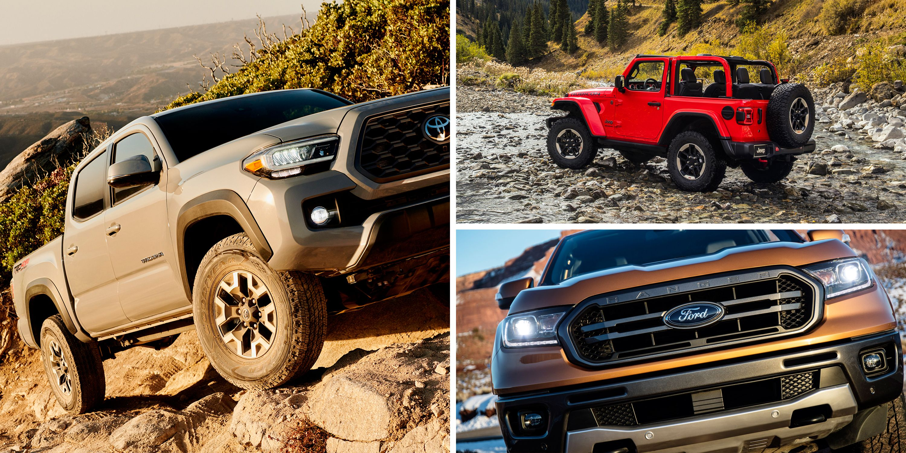 34 Off Road Ready Trucks Suvs And Crossovers In 2019 4wd Rigs With Actual Capability