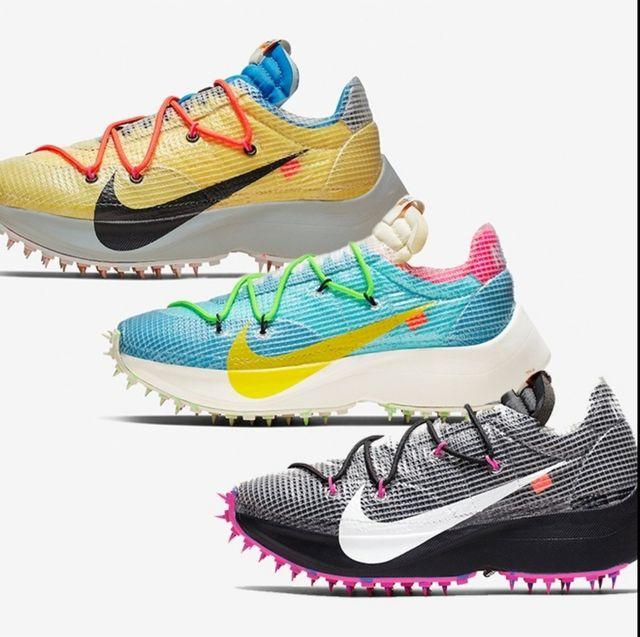 Nike聯手Off-White推出Vapor Street運動鞋