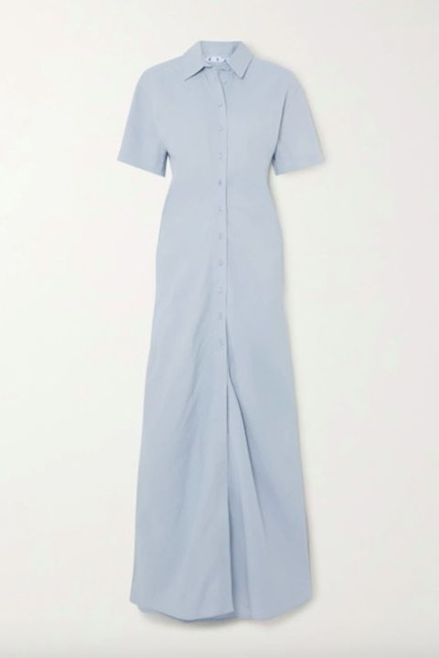 off white dress, seasonless dresses