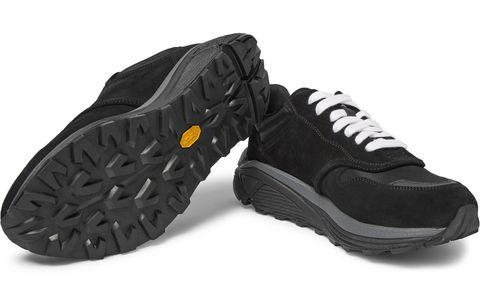Shoe, Footwear, Black, Sneakers, Outdoor shoe, Walking shoe, Plimsoll shoe, Athletic shoe, Sportswear, Skate shoe,