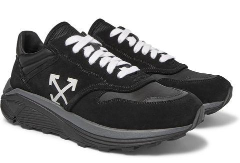 Shoe, Footwear, Sneakers, Black, Walking shoe, White, Outdoor shoe, Athletic shoe, Running shoe, Skate shoe,