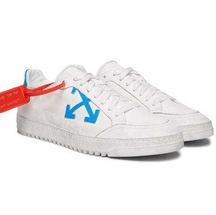 zapatillas blancas, zapatillas OFF-WHITE