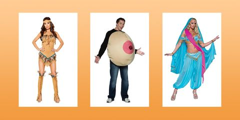 13 offensive halloween costumes